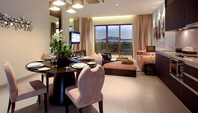квартира в тайланде цена фото
